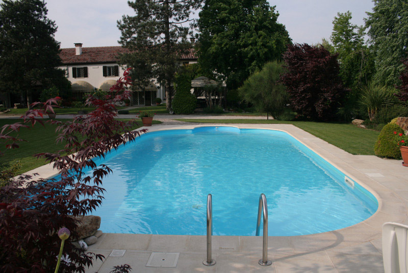 villa con piscina esterna padova villa con piscina vicino